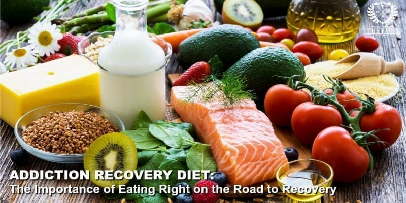 Addiction Recovery Diet