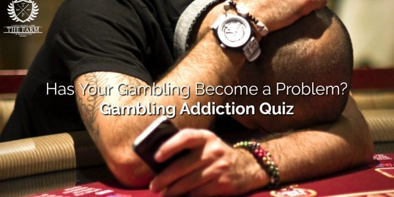 Gambling Addiction Quiz
