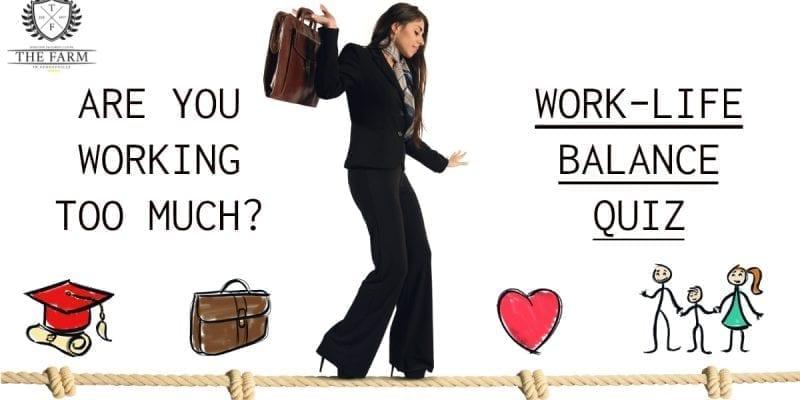 Work-Life Balance Quiz